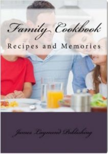 Family Cookbook Cover