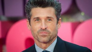 "LONDON, ENGLAND - SEPTEMBER 05: Patrick Dempsey arrives for the World premiere of ""Bridget Jones's Baby"" at Odeon Leicester Square on September 5, 2016 in London, England. (Photo by Samir Hussein/WireImage)"